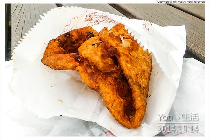 141014 花蓮市區-原路口炸蛋蔥油餅(黃色發財車) (06)