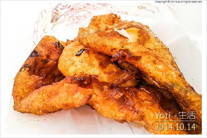 141014 花蓮市區-原路口炸蛋蔥油餅(黃色發財車) (07)