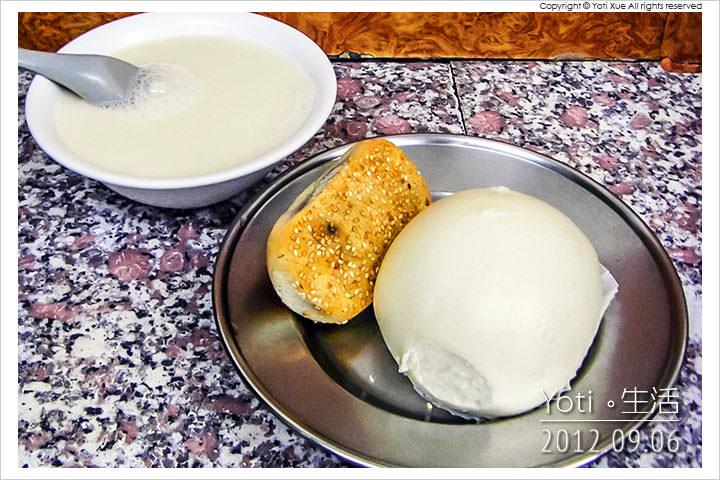 120906 花蓮市區-德安一街無名早餐店(三花中式早餐店) (01)