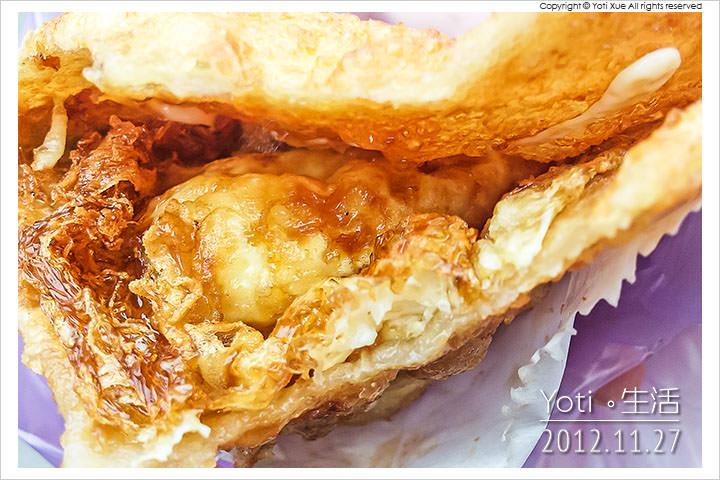 121127 花蓮市區-老牌炸蛋蔥油餅(藍色發財車) (02)