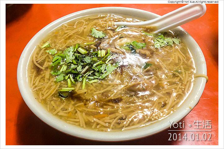 140102 花蓮鳳林-鳳林游翁韭菜臭豆腐 (02)