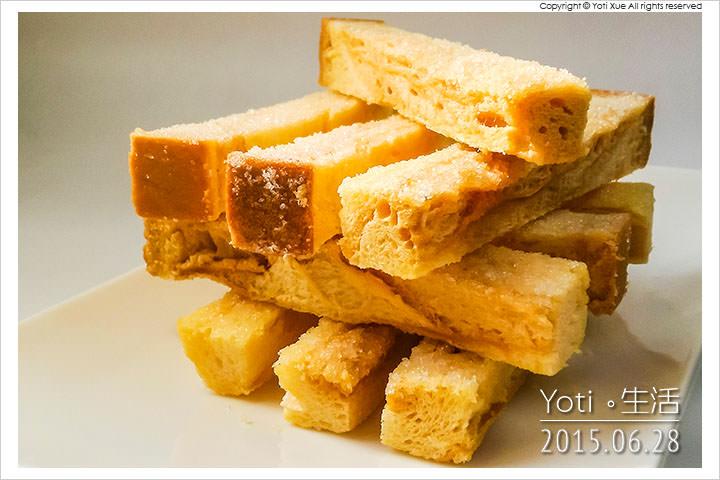 [花蓮名產美食] 花蓮縣餅菩提餅舖-奶油酥條
