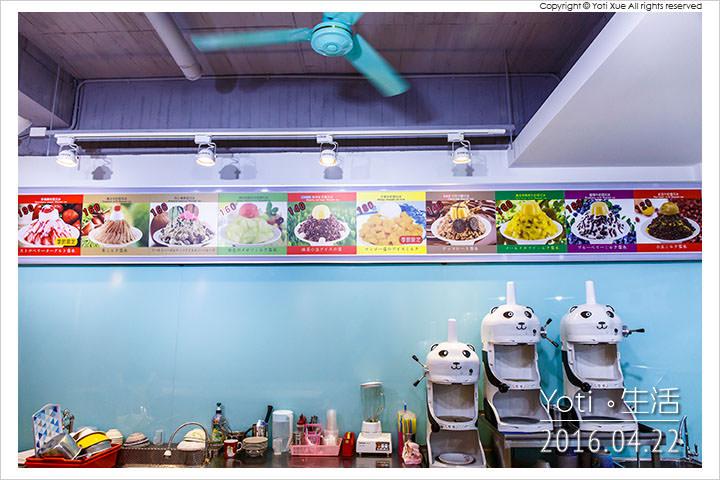 160422 花蓮市區-一心雪花冰店 (03)