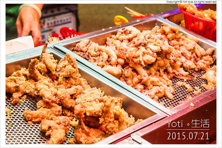 [花蓮美食] 花蓮東大門夜市 宜蘭香炸螃蟹