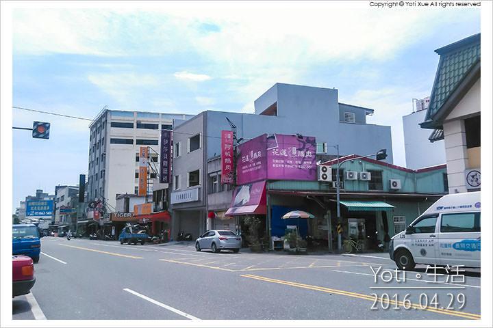 160429 花蓮市區-阿城鵝肉 (01)