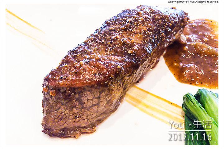 花蓮市區-歐鄉牛排西餐
