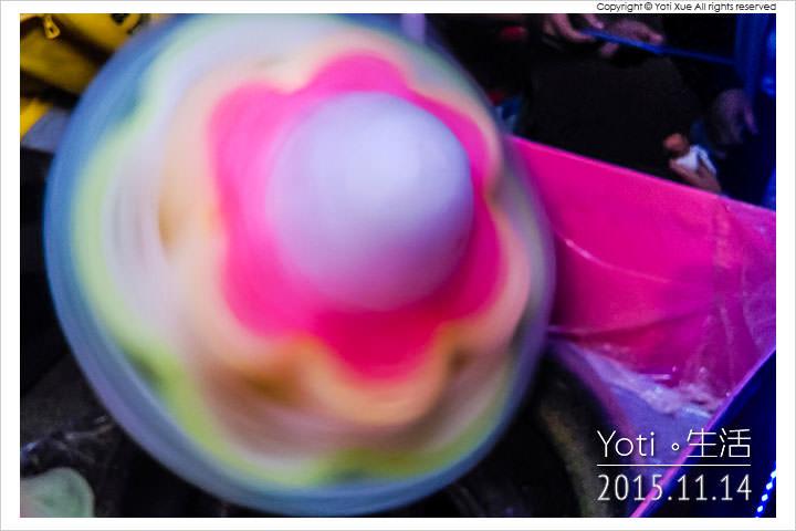 151114 花蓮東大門夜市-各省一條街 花蓮造型花式棉花糖 (04)