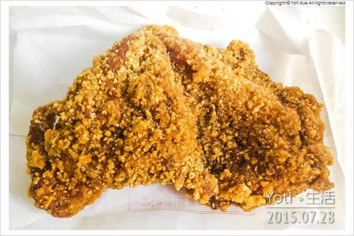150728 花蓮東大門夜市-各省一條街 林家專業炸雞 (01)