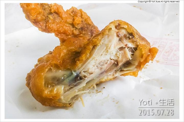 150728 花蓮東大門夜市-各省一條街 林家專業炸雞 (07)