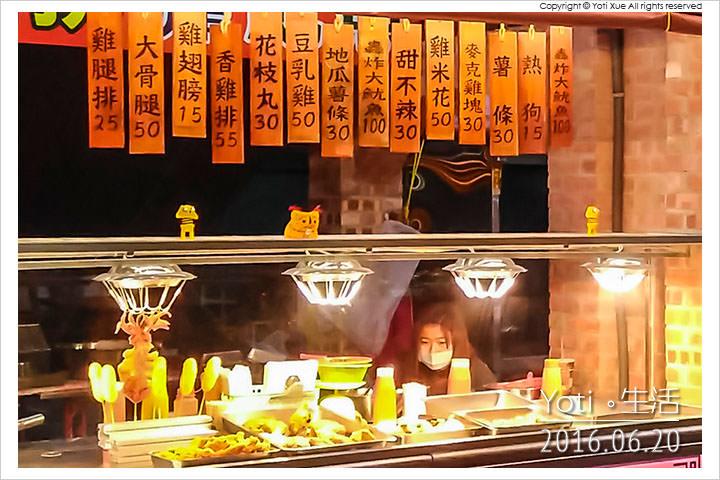 160220 花蓮東大門夜市-各省一條街 林家專業炸雞 (02)
