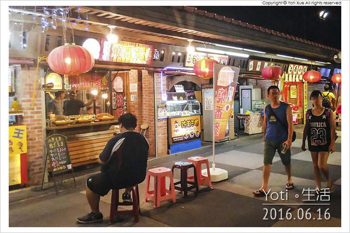 160616 花蓮東大門夜市-各省一條街 練黍叔燒番麥 (01)