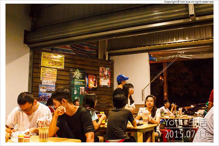 150711 花蓮市區-米噹泰式碳烤烤魚 (04)