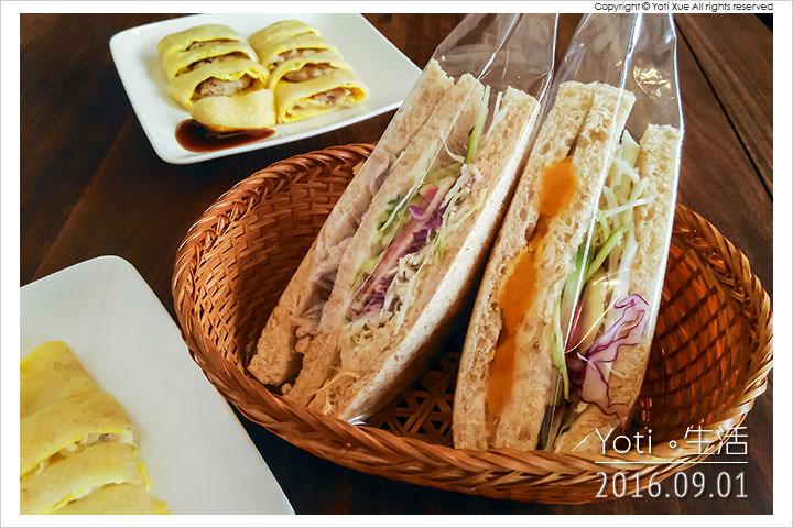 160901 花蓮吉安-1315 Breakfast 蔬果三明治 (06)