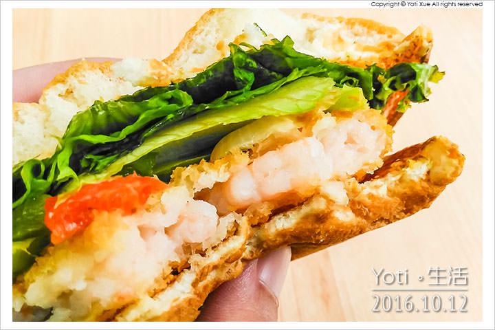 161012 麥當勞-西班牙辣味鮮蝦堡 (10)