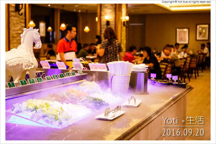 160920 花蓮美崙-翰品酒店翔雲西餐廳 (04)