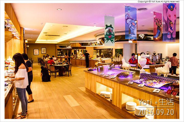 160920 花蓮美崙-翰品酒店翔雲西餐廳 (06)