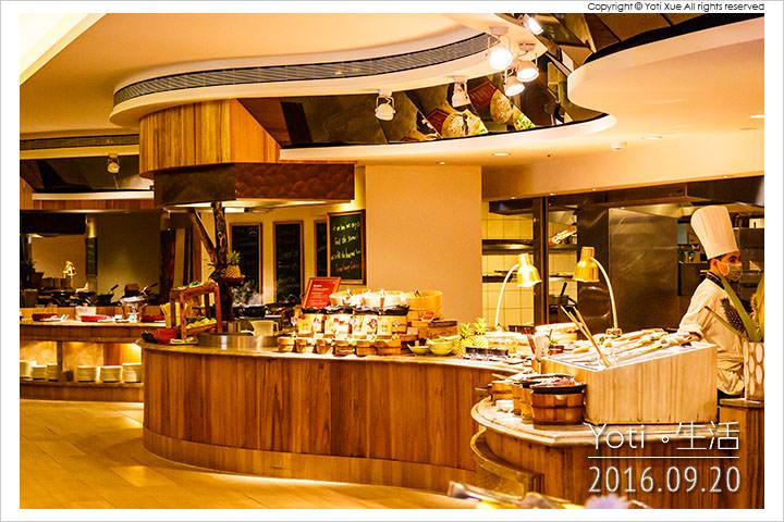 160920 花蓮美崙-翰品酒店翔雲西餐廳 (05)