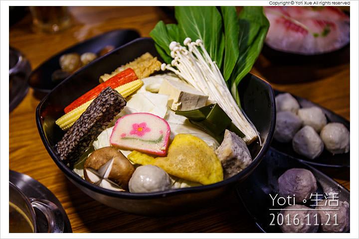 161121 花蓮市區-東京鍋物精緻涮涮鍋 (11)