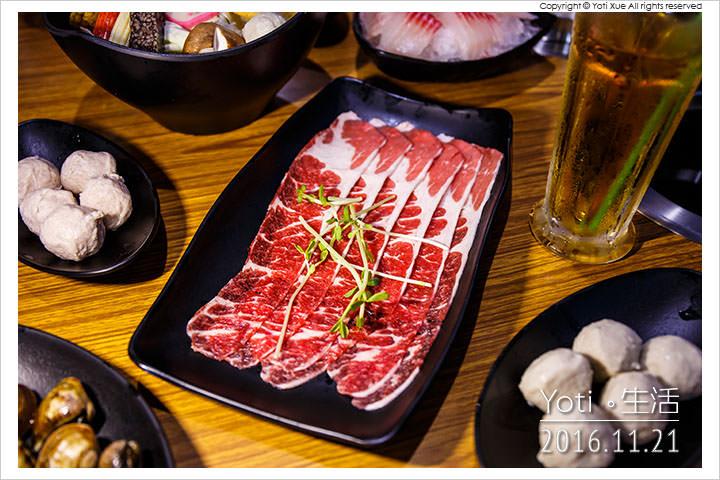 161121 花蓮市區-東京鍋物精緻涮涮鍋 (15)