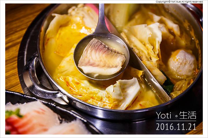 161121 花蓮市區-東京鍋物精緻涮涮鍋 (20)