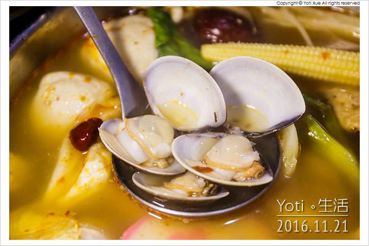 161121 花蓮市區-東京鍋物精緻涮涮鍋 (22)