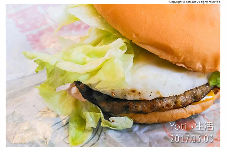麥當勞-豬肉蛋堡