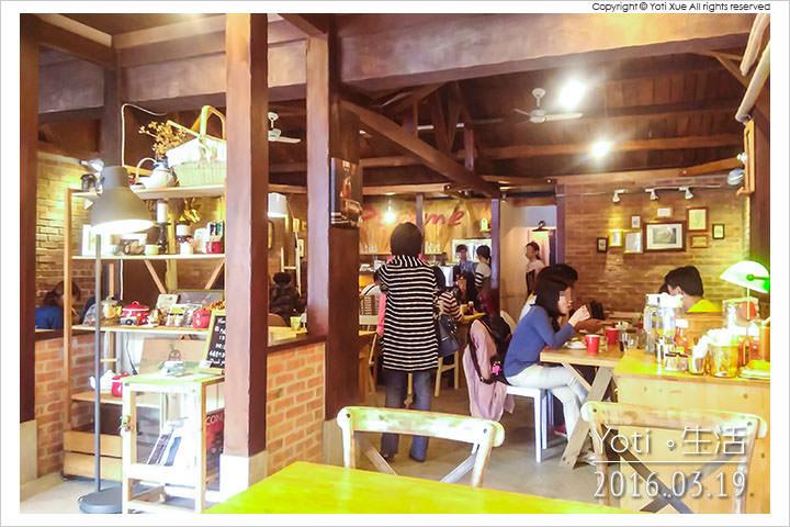 花蓮市區-Pomme波米咖啡館