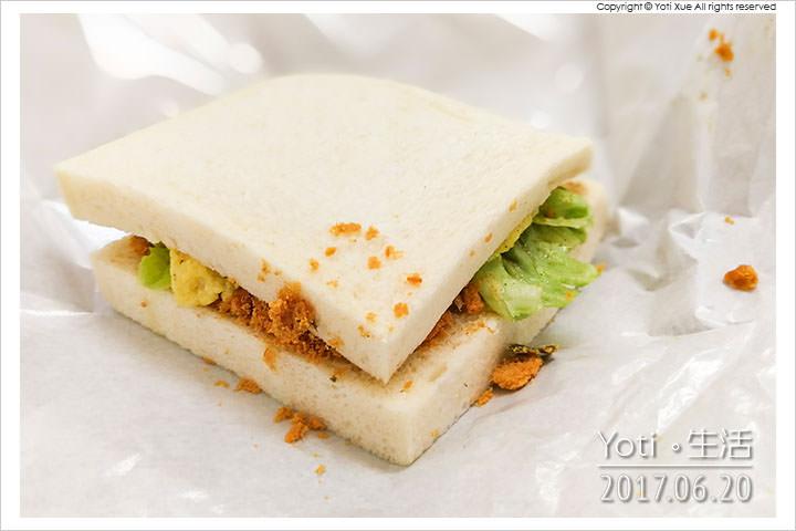 花蓮市區-張瑋烤肉蛋吐司