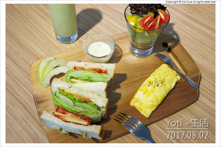 花蓮市區-路易先生早午餐