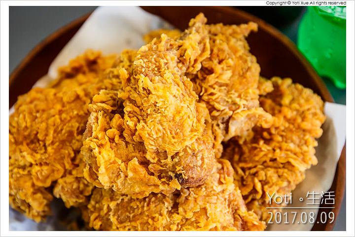 花蓮吉安-尼克炸雞