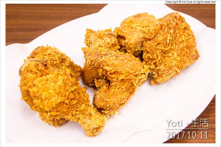 [台東市區] 尼克炸雞 | 不輸藍蜻蜓的好滋味, 吮指美味一次到位!〈試吃邀約〉