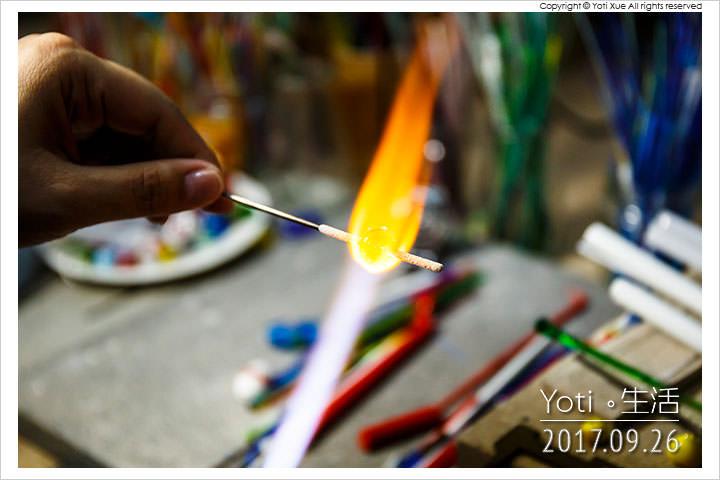 花蓮美崙-馨工房琉璃串珠手作體驗