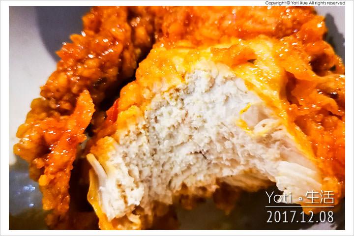 肯德基-醬香酸甜風味炸雞