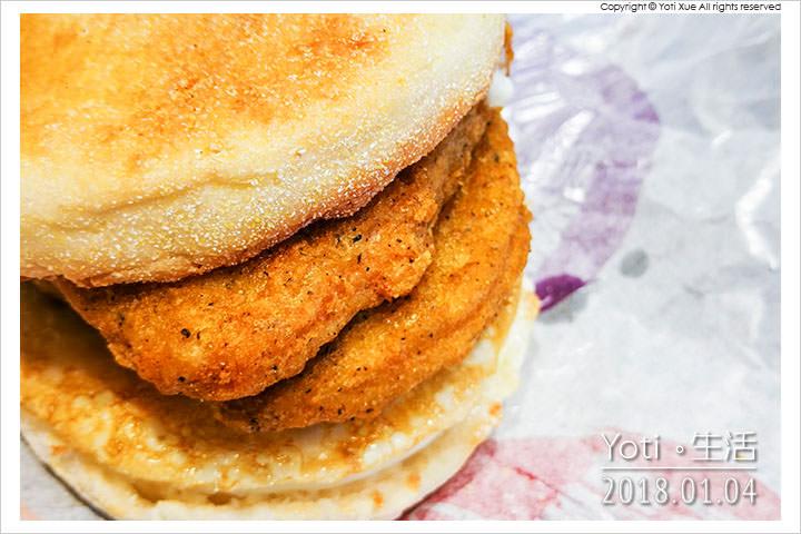 麥當勞-無敵香雞滿福堡加蛋