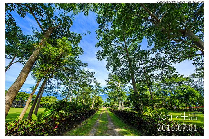 花蓮吉安-知卡宣綠森林親水公園