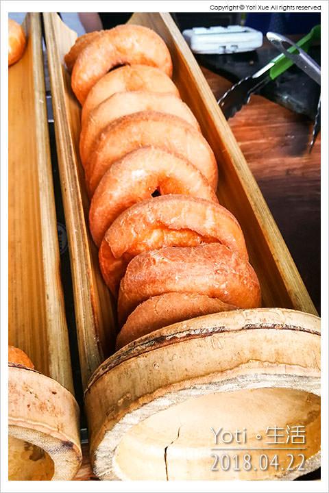 花蓮玉里-莉姆姆的歌-小米甜甜圈