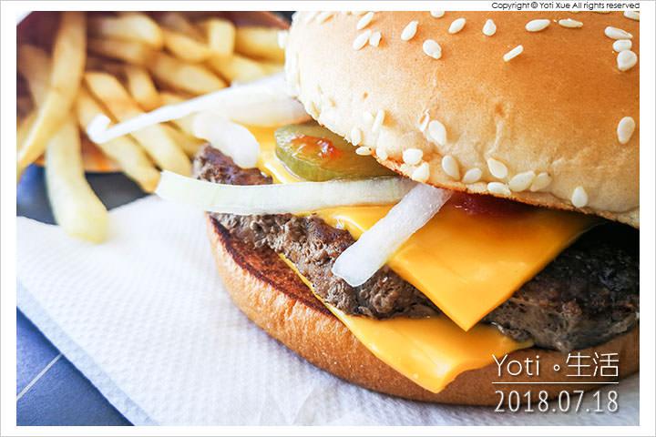 麥當勞-安格斯牛肉堡