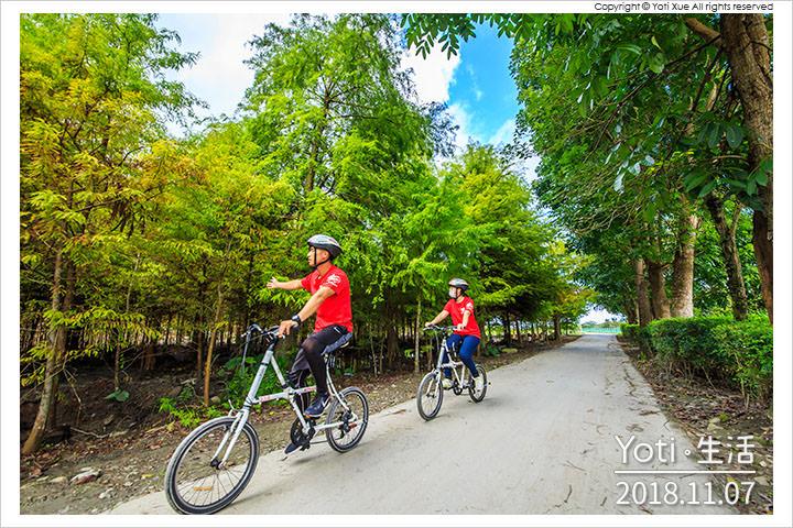 花蓮吉安-初英自行車步道(親水線)
