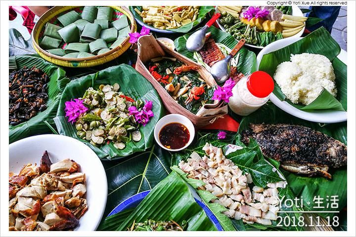 花蓮玉里-鐵份部落社區媽媽原住民料理