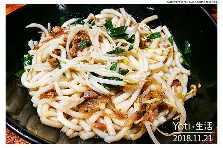 台東市區-老東台米苔目