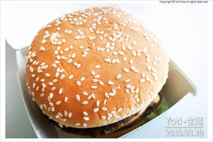 麥當勞-培根大麥克