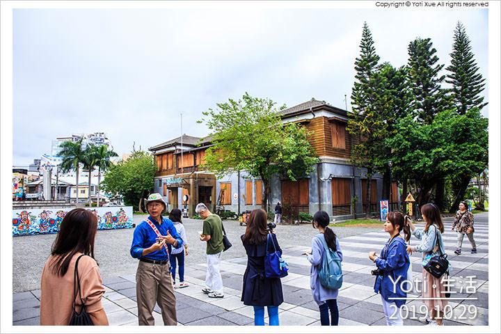 花蓮市區 a-zone 花蓮文化創意產業園區-花蓮舊酒廠