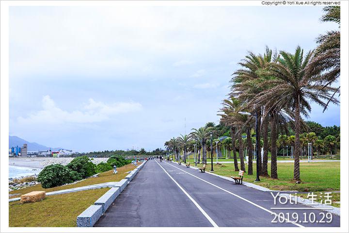 花蓮市區-太平洋公園-南濱段