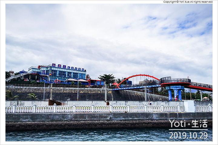 花蓮賞鯨-花蓮港休閒碼頭