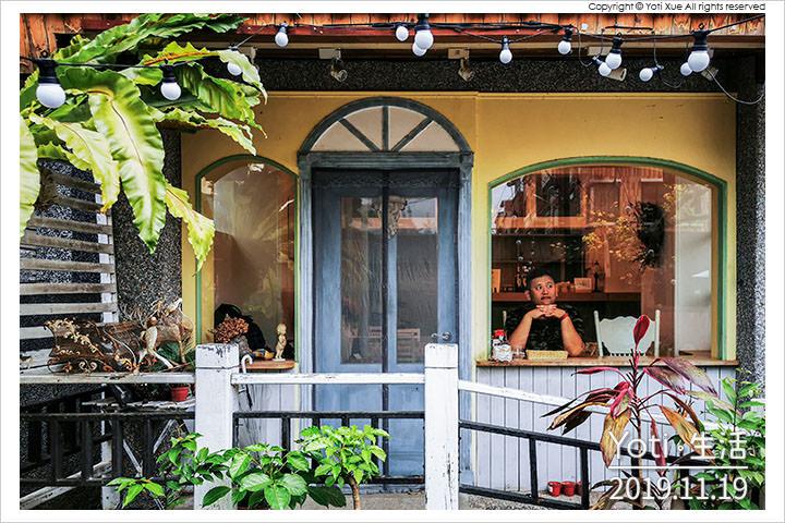 花蓮太昌-邦娜比堤咖啡館 Bon Appétit Café