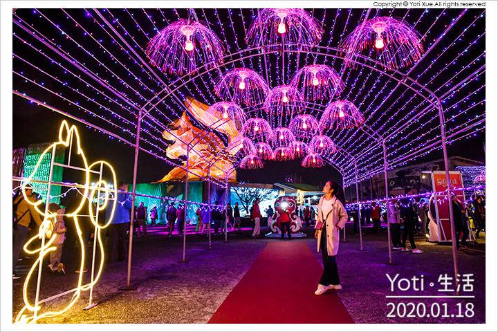 2020花蓮太平洋燈會-東大門燈區