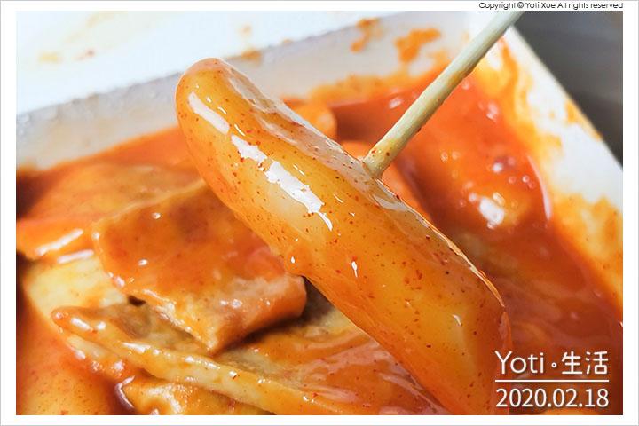 花蓮市區-歐巴首爾歐妮-韓式辣炒年糕