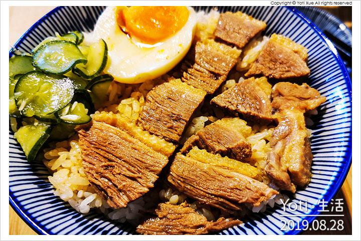 花蓮市區-阿樂鴨片飯
