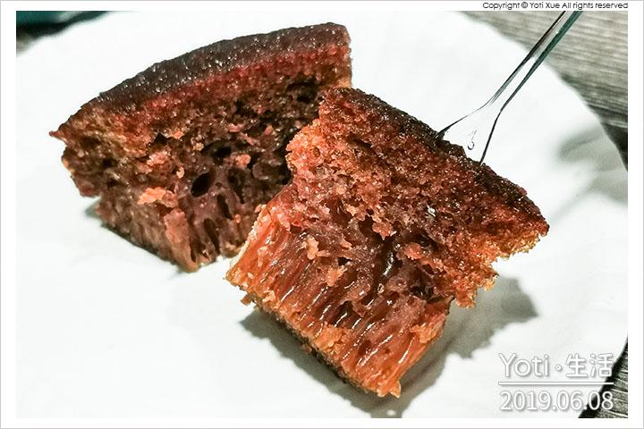花蓮壽豐-理想大地渡假飯店-蜂巢糕