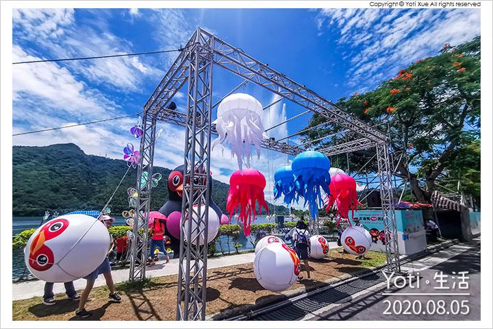 花蓮壽豐-鯉魚潭紅面鴨FUN暑假